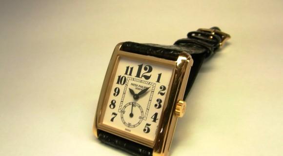 PATEK PHILIPPE パテックフィリップ 時計 修理 (腕時計 修理)分解掃除(OH) 風景
